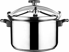 YUFHBDI 304 stainless steel explosion-proof pot,