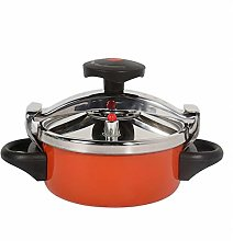 YUFHBDI Household Beam Pressure Cooker Soup Dual