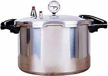 YUFHBDI Pressure cooker, pressure tank with