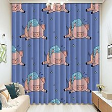 yug Curtain Children'S Room Bedroom Study Bay