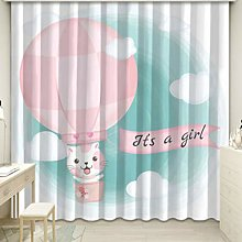 yug Curtain Creative Bedroom Flat Window Simple