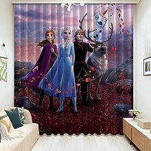 yug Curtain creative living room balcony French