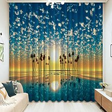 yug Curtain modern bedroom study children's
