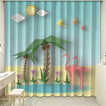 yug Curtain Simple Decoration Living Room