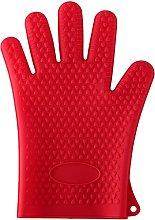 YUGHJFEN Anti-scald gloves Heat-Resistant Gloves 1