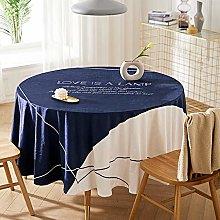 YuHengJin Oblong Modern Tablecloths Table Cloths