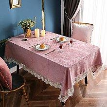 YuHengJin Quality Rectangular Fabric Tablecloth