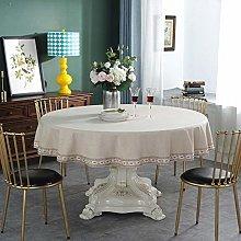 YuHengJin Rectangular Oblong Table Cloths Cotton