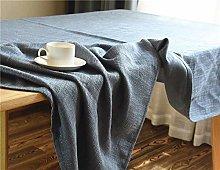 YuHengJin Rectangular Tablecloth Oblong Table