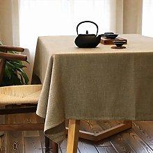 YuHengJin Stain Dust Proof Cloth Decorative Table