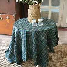 YuHengJin Stain Dust Proof Decorative Table Cloths