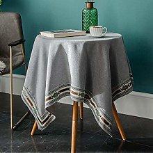 YuHengJin Table Cloth Rectangular Folding Table