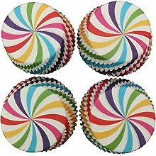 YUIO® 100pcs Mini cupcake liner baking cup paper