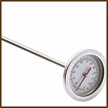 YUIO 20 Inch 50cm Length 0℃-120℃ Compost Soil