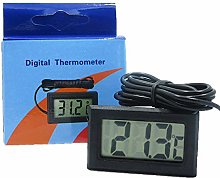 YUIO® LCD Digital Thermometer With Battery