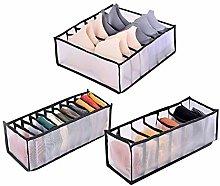 YUIP Underwear Organiser,Drawer Organisers,