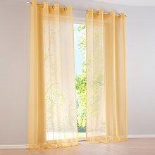 Yujiao Mao Voile Curtain Eyelet Curtains Plain