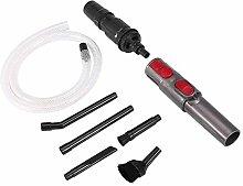 YuKeShop 9Pcs Mini Micro Vacuum Cleaners Adapter