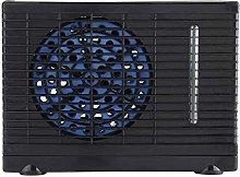 YuKeShop Car Conditioner Fan, Portable 12V Car