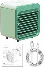 YuKeShop Portable Air Conditioner Fan Small
