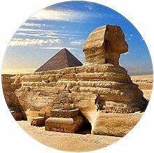 Yumansis Egyptian Civilization Super Soft Round