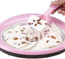 yummyfood Ice Cream Roll Maker With 2 Shovel