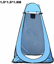 yummyfood Privacy Tent Pop Up Shower Tent Toilet