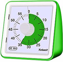 Yunbaoit Visual Analog Timer,Silent Countdown