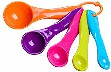 YUNDUO Baking Measuring Spoon Set 15Ml Plastic