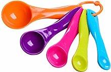 YUNDUO Baking Measuring Spoon Set L Plastic