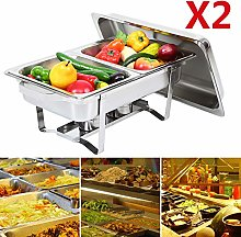 Yunge Chafer Dish Stainless Steel Catering Buffet