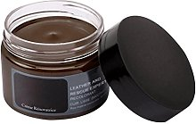 Yunhigh Brown Shoe Polish Stain Wax High Gloss
