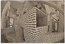 yunlei 21st Century Literature Background Canvas