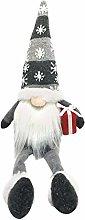 Yunnan Long Leg Swedish Gnome Christmas Doll