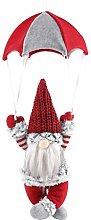 Yunnan Swedish Gnome Christmas Doll Decoration