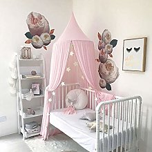 YunNasi Bed Canopy for Kids Mosquito Net