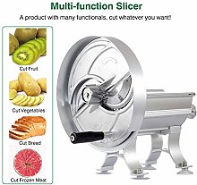 YUNSHINE Commercial Fruit Vegetable Slicer, Hand