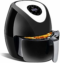 YUNVJIG Hot Air Fryer Airfryer Deep Fryer With