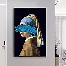 yunxiao Art print The Girl With A Pearl Earring