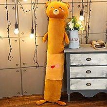 yunya Cartoon long strip big pillow doll plush toy