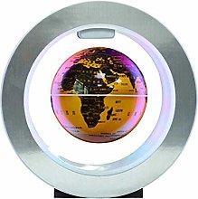 yunyu World Globe,with Led Lights Levitating World