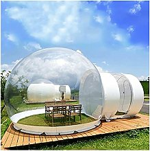 YUNZHIDUAN Inflatable Bubble Igloo Tent, Tent