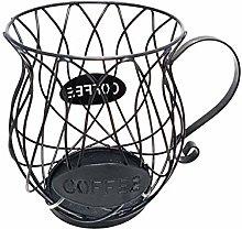 Yusheng Fruit Basket Holder Iron Wire Fruit Bowls