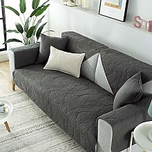 YUTJK Non-slip Couch Cover, Sectional Sofa Cover