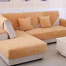 YUTJK Sectional Sofa Cover,Sectional Couch