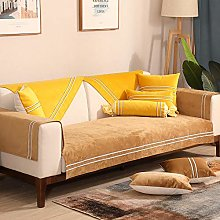 YUTJK Soft Durable Couch slipcover,Composite
