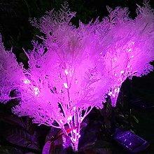 YUXIAN 2Pcs 30Led Multicolor Solar Light Outdoor
