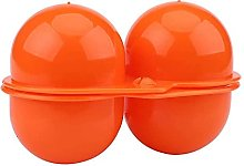 Yuyanshop Portable Egg Storage Box Container