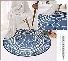 YuYzHanG Rugs, Circular Rugs, Creative Non-Slip