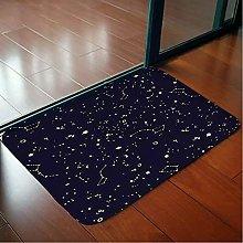 YUZE 40x60 cm Entrance mat Bathroom WC Home Decor